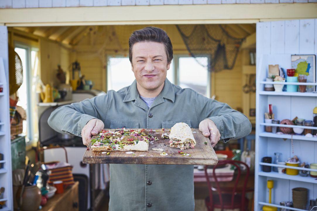 Jamie Oliver - Bildquelle: Steve Ryan Jamie Oliver Productions, 2018 / Steve Ryan
