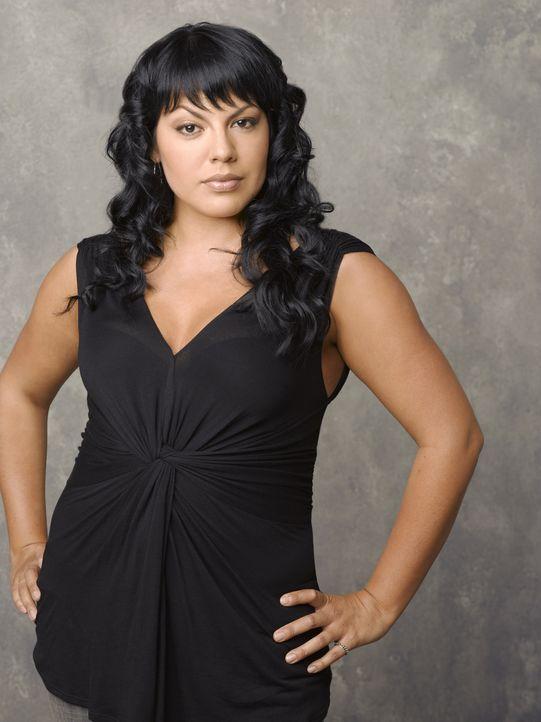 (3. Staffel) - Hat ihre Liebe zu George eine Chance?: Dr. Callie Torres (Sara Ramirez) ... - Bildquelle: Touchstone Television