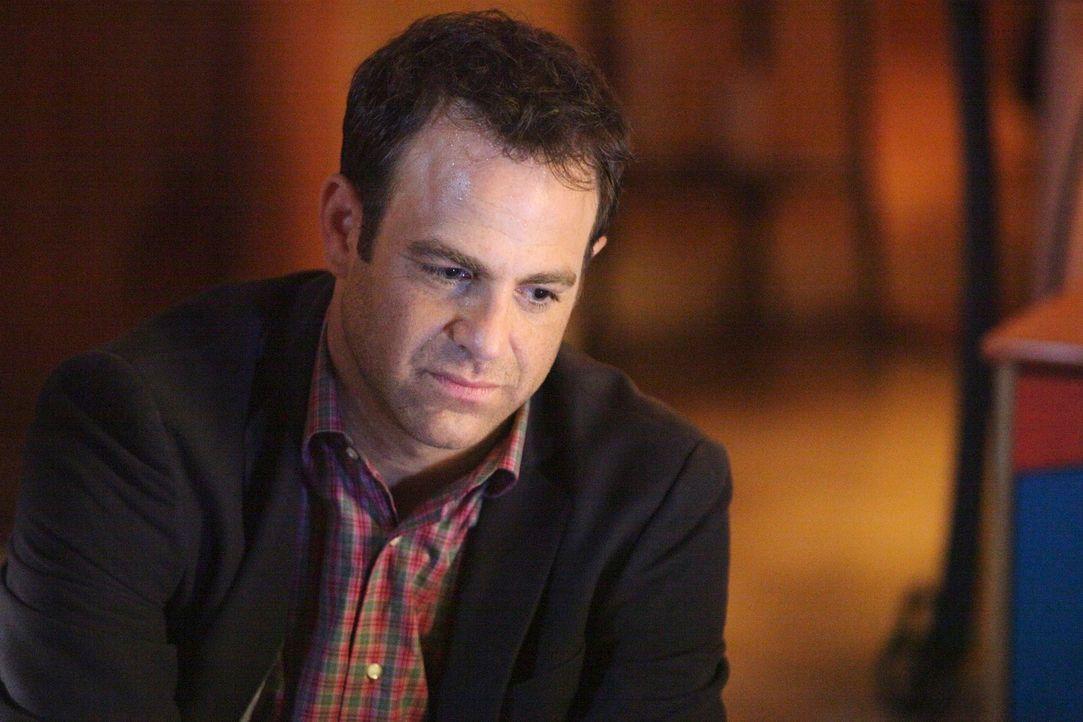 Macht sich große Sorgen um Pete: Cooper (Paul Adelstein) ... - Bildquelle: ABC Studios