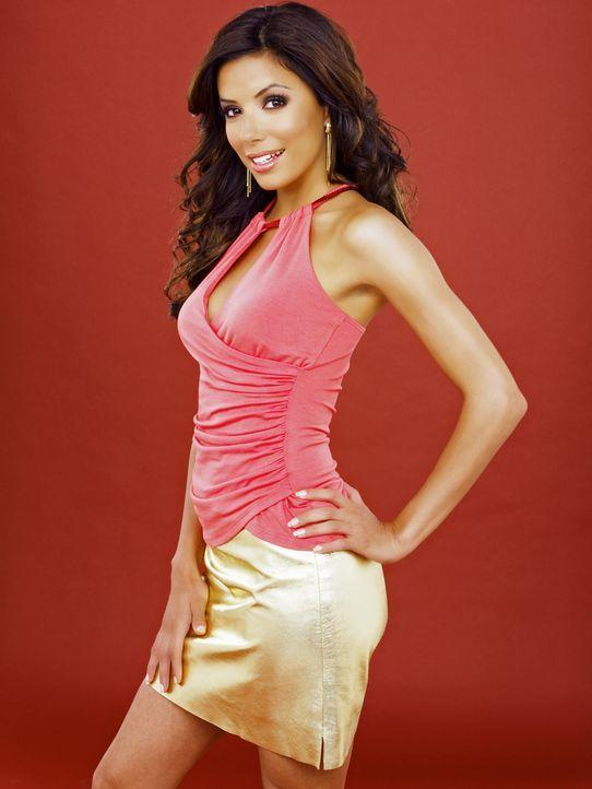 (2. Staffel) - Wird Gabrielle (Eva Longoria) endlich erkennen für wen ihr Herz schlägt? - Bildquelle: 2005 Touchstone Television  All Rights Reserved