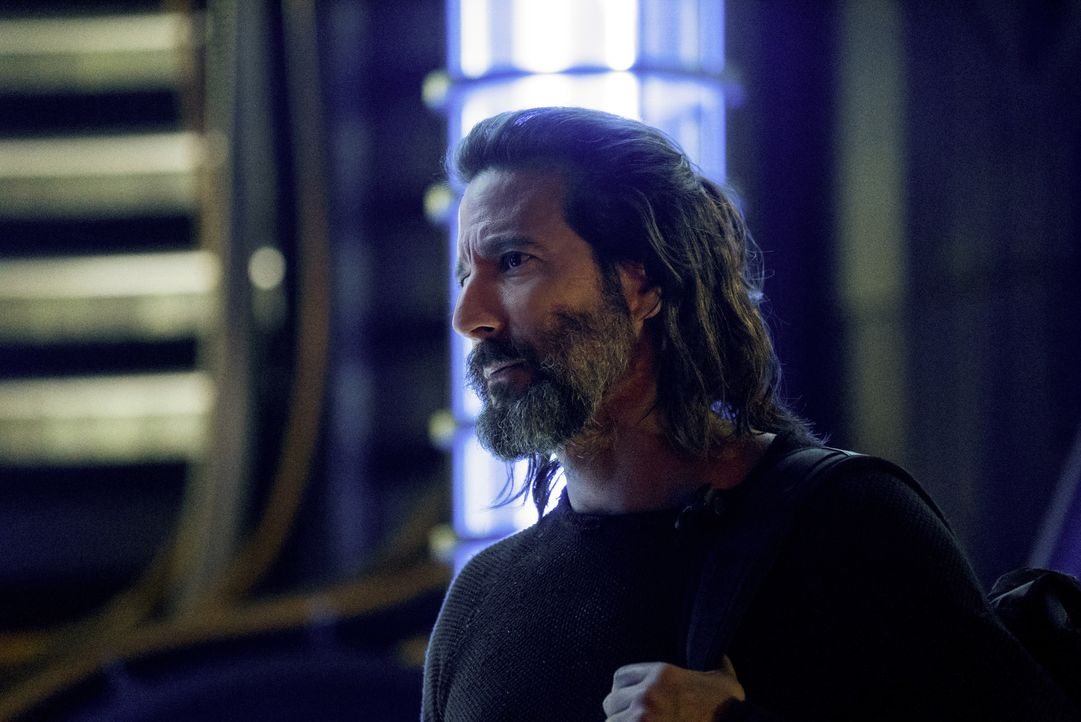 Marcus (Henry Ian Cusick) - Bildquelle: Katie Yu 2018 The CW Network, LLC. All rights reserved/Katie Yu