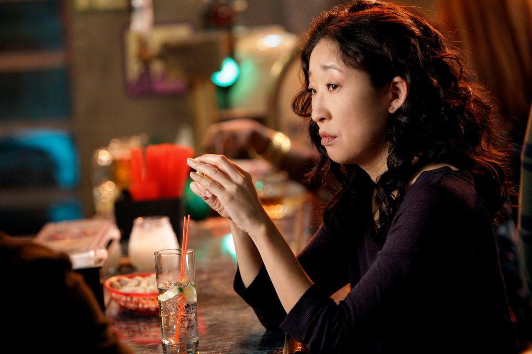 Während Owen offizielle Bewerbungsgespräche für die Stelle des leitenden Assistenzarztes veranlasst, wird Cristinas (Sandra Oh) Verhalten immer aufs... - Bildquelle: ABC Studios
