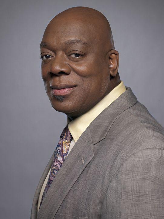 (7. Staffel) - Steht seiner Kollegin stets zur Seite: Will Jeffries (Thom Barry) ... - Bildquelle: Warner Bros. Television