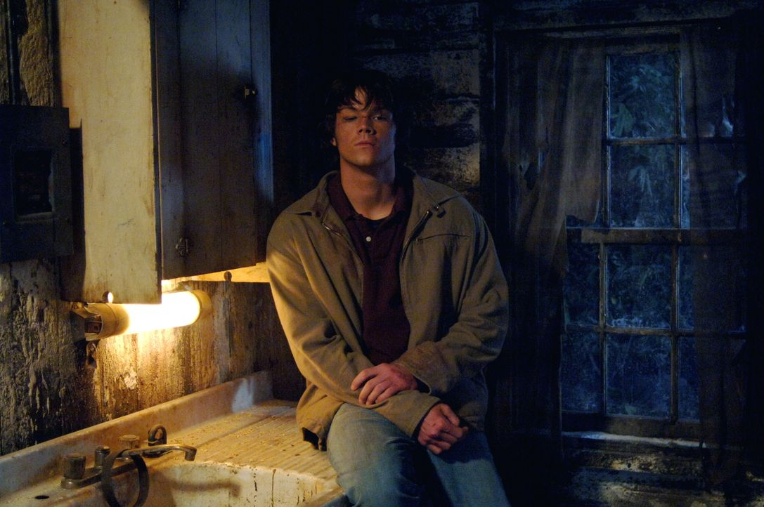 Ein Dämon hat große Pläne mit Sam (Jared Padalecki) ... - Bildquelle: Warner Bros. Television