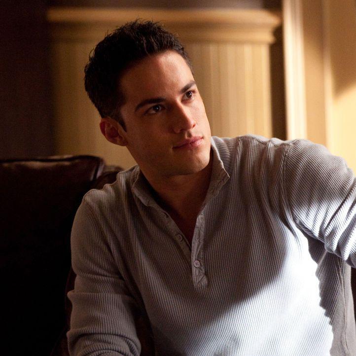 Vampire Diaries Früher und Heute: Tyler Früher - Bildquelle: Warner Bros. Entertainment Inc.