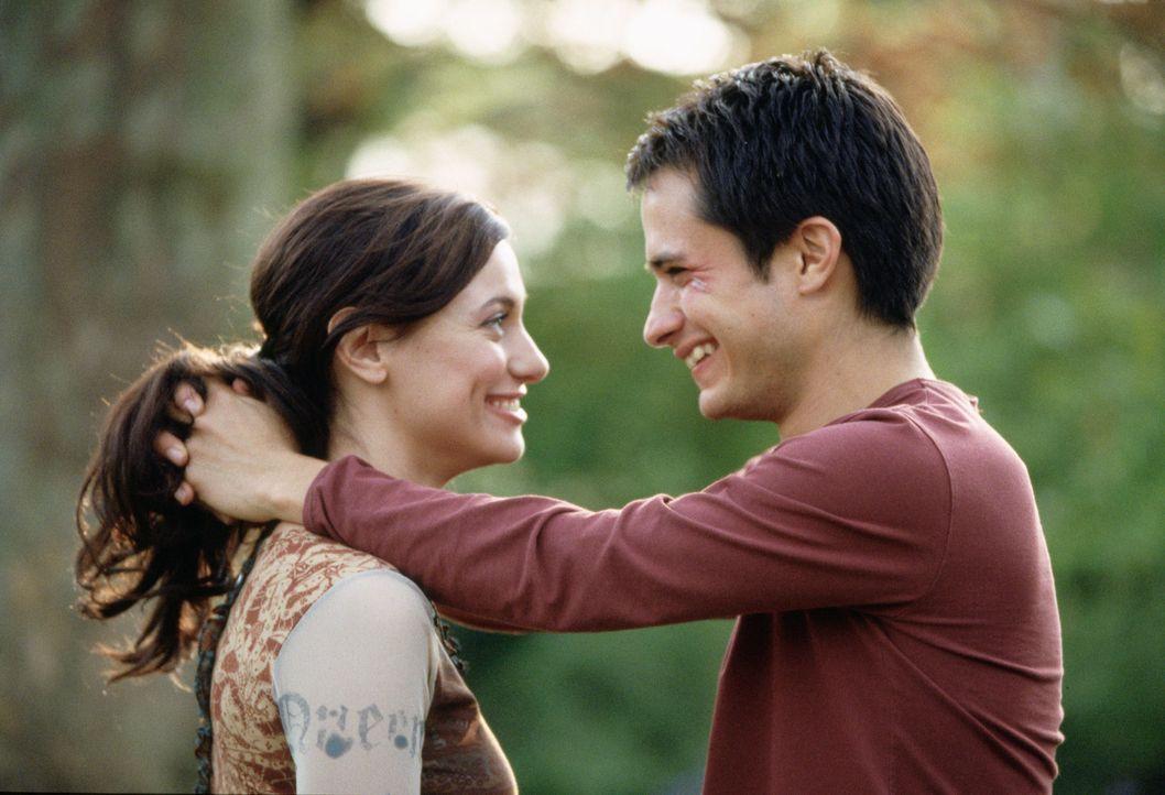 Kurz vor ihrer Hochzeit lernt die Flamenco-Tänzerin Carmen (Natalia Verbeke, l.) den jungen brasilianischen Schauspieler Kit (Gael García Bernal,...
