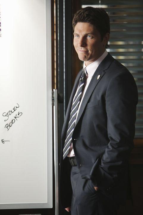 Ist Richard Castle ein Dorn im Auge: Tom Demming (Michael Trucco) ... - Bildquelle: ABC Studios