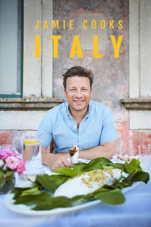 (1. Staffel) - Jamie kocht Italien - Artwork - Bildquelle: David Loftus