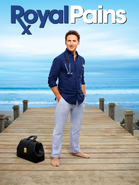 (3. Staffel) - Royal Pains - Artwork - Bildquelle: 2011 Open 4 Business Productions, LLC. All Rights Reserved.