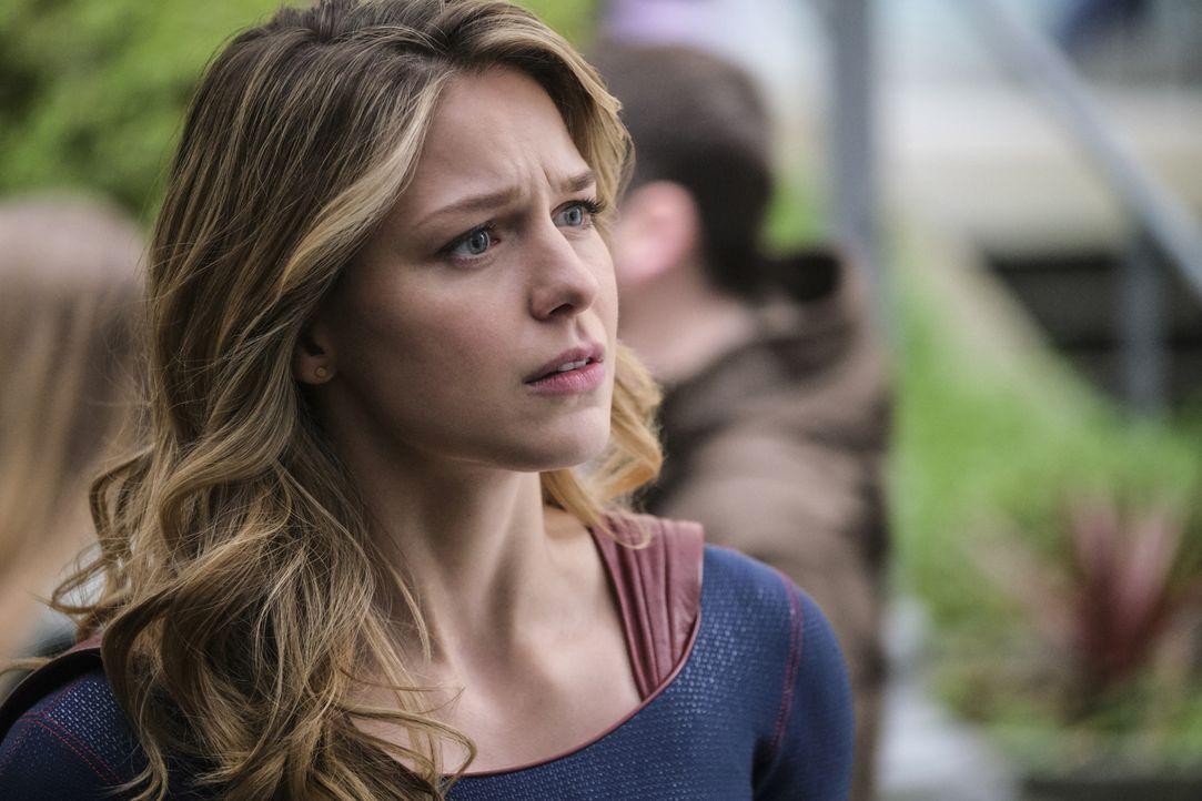 Kara alias Supergirl (Melissa Benoist) - Bildquelle: Jeff Weddell 2018 The CW Network, LLC. All Rights Reserved.