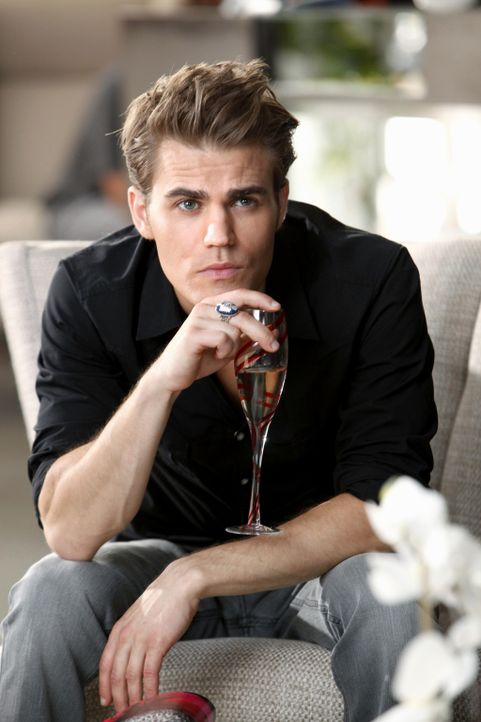 Stefan (Paul Wesley) weiß nicht so recht, wem er noch vertrauen kann ... - Bildquelle: 2011 THE CW NETWORK, LLC. ALL RIGHTS RESERVED.