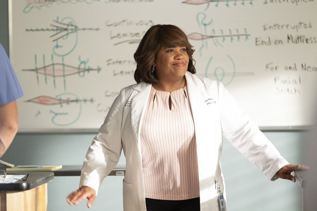 Dr. Miranda Bailey (Chandra Wilson) - Bildquelle: Jessica Brooks 2019 American Broadcasting Companies, Inc. All rights reserved. / Jessica Brooks