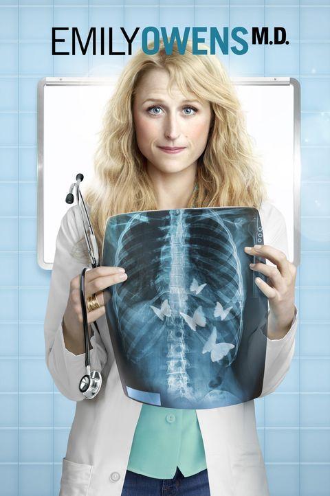 (1. Staffel) - Für Emily Owens (Mamie Gummer) beginnt der Ernst des Lebens: Frisch von der Uni, tritt sie ihre Arbeit als Assistenzärztin in einem... - Bildquelle: 2012 The CW Network, LLC. All rights reserved.