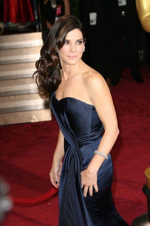Sandra Bullock 2014 - Bildquelle: Adriana M. Barraza/WENN.com
