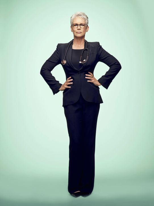(2. Staffel) - Cathy Munsch (Jamie Lee Curtis) kauft ein altes, verlassenes Krankenhaus - angeblich, um das amerikanische Gesundheitssystem zu revol... - Bildquelle: Tommy Garcia 2016 Fox and its related entities.  All rights reserved.