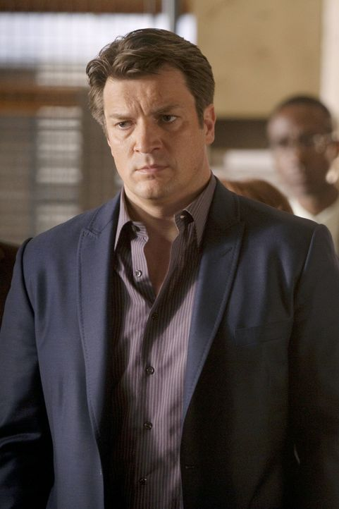 Castle (Nathan Fillion) macht sich Sorgen um Kate, die mehr und mehr die Kontrolle zu verlieren scheint ... - Bildquelle: 2011 American Broadcasting Companies, Inc. All rights reserved.