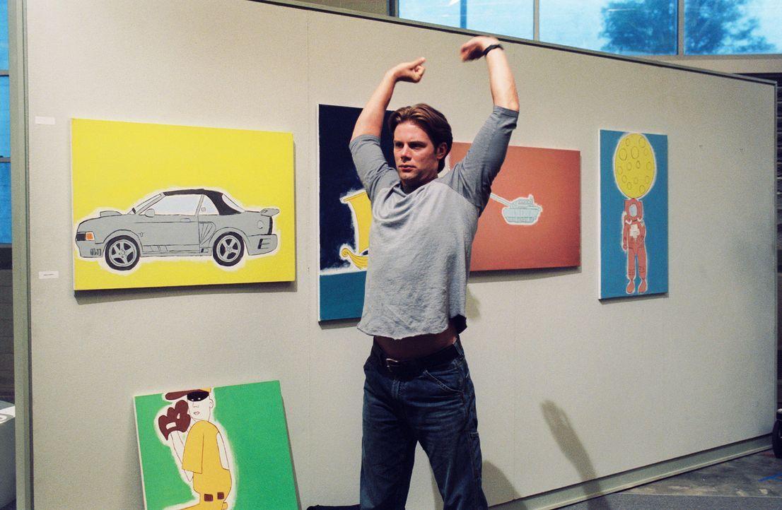 Jonah (Matthew Keeslar) hat das perfekte Leben. Die Mädchen lieben ihn und seine Kunstwerke sind auch gefragt wie nie. Was steckt wirklich hinter d... - Bildquelle: 2005 United Artists Films Inc. and Columbia Pictures Industries, Inc. All Rights Reserved.
