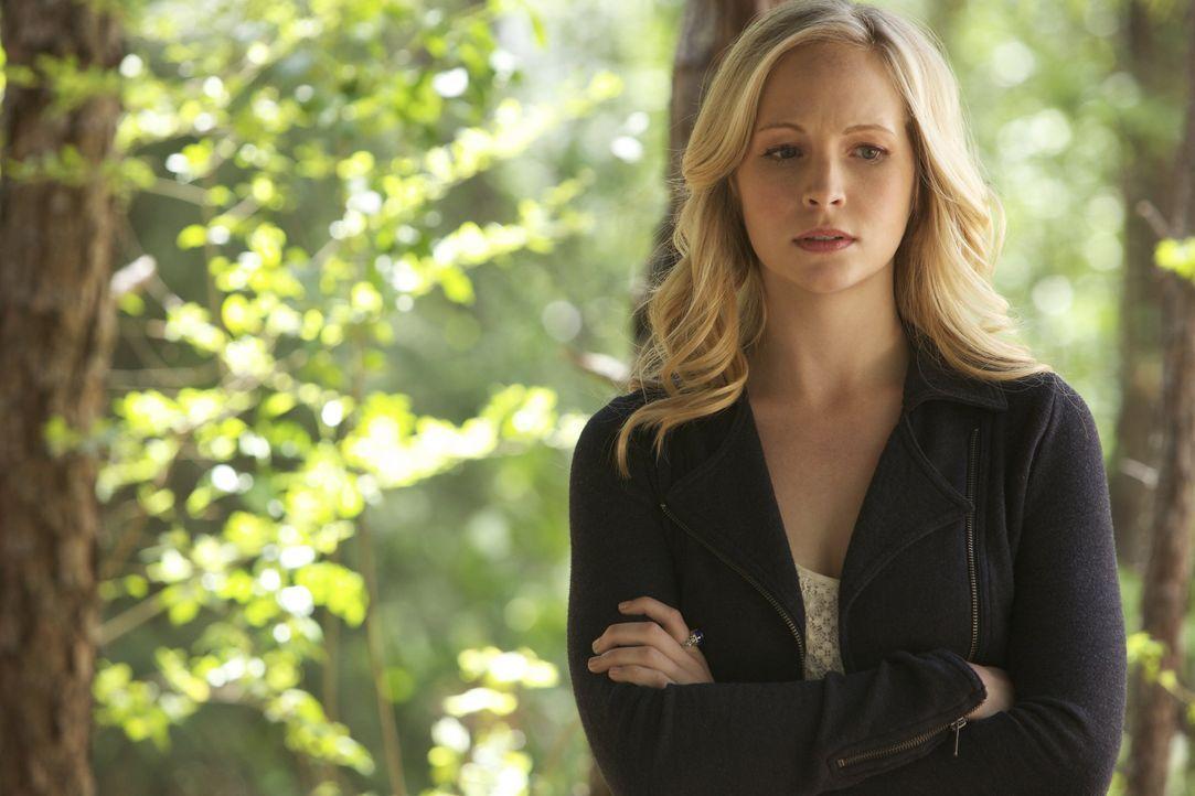 Caroline zweifelt - Bildquelle: Warner Bros. Entertainment Inc.