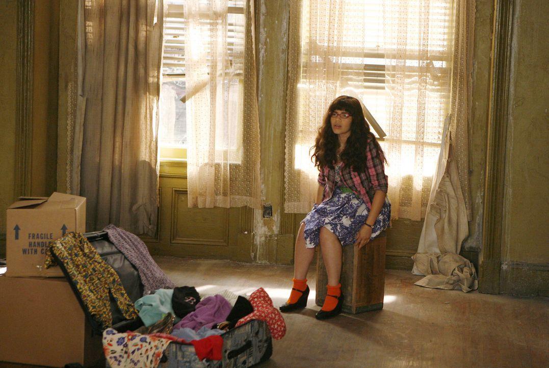 Eigentlich hat sich Betty (America Ferrera) über die neue Wohnung sehr gefreut, bis zum Einzugstag ... - Bildquelle: 2008   ABC Studios