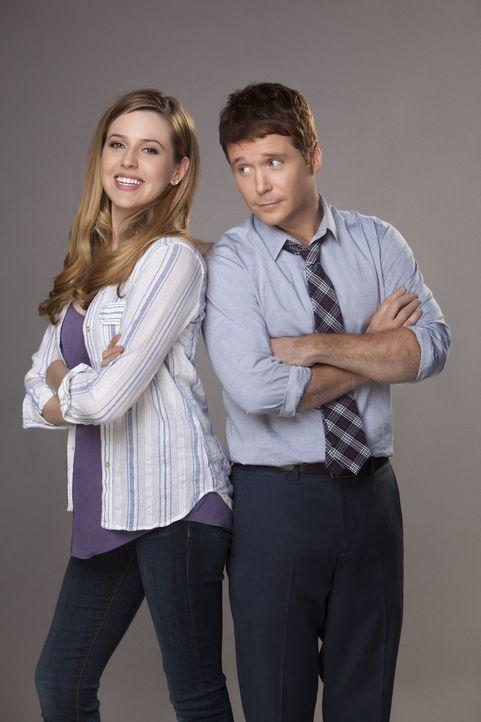 Andi und Bobby - Bildquelle: 2013 CBS Broadcasting, Inc.