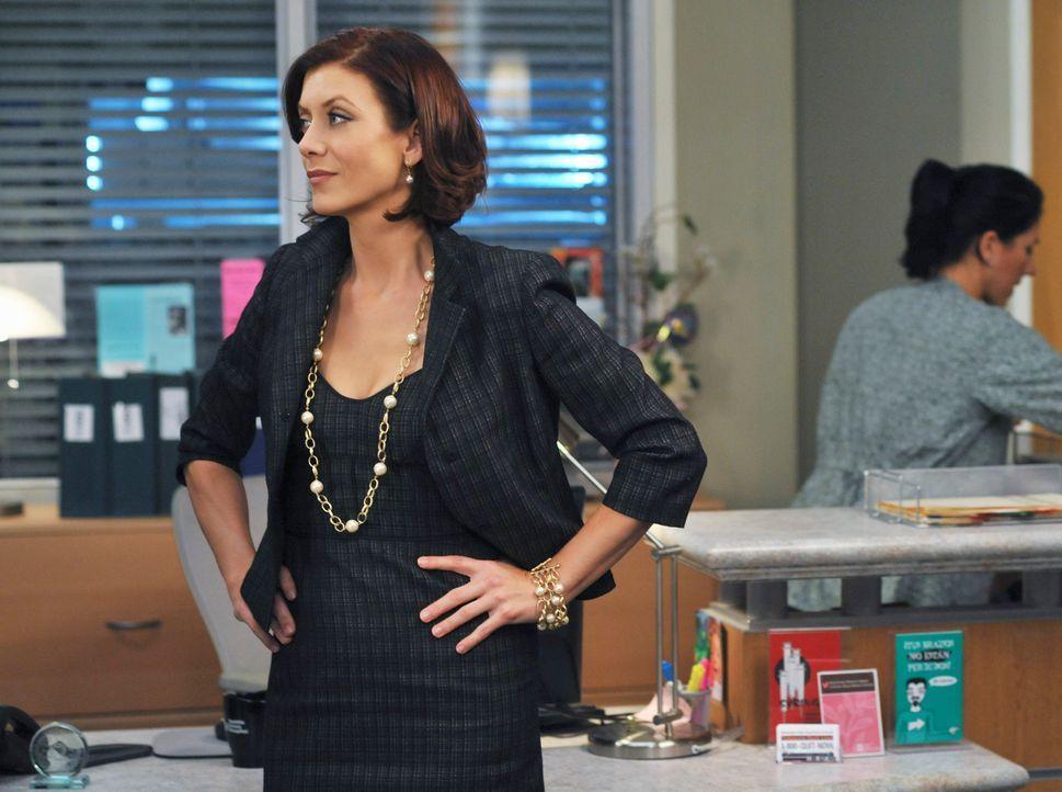 Während Addison (Kate Walsh) und Naomi im Seattle Grace sind, arbeiten in der Oceanside Wellness Group Pete, Violet und Cooper zusammen, um eine Fra... - Bildquelle: ABC Studios