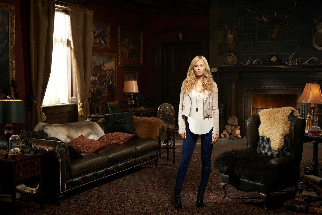 (1. Staffel) - Kann Elena Michaels (Laura Vandervoort) als einziger weiblicher Werwolf ihr Rudel und die Bewohner ihres Heimatortes beschützen? - Bildquelle: 2014 She-Wolf Season 1 Productions Inc.