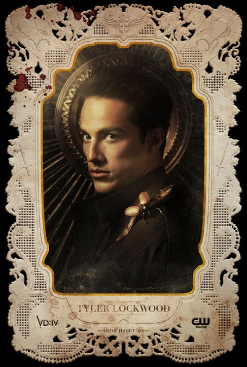 Michael Trevino ist Tyler Lockwood - Bildquelle: Warner Bros Entertainment Inc.