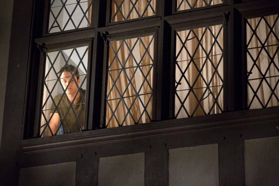 Seit frühester Kindheit trägt Ethan Sinclair (Colin Woodell) ein Geheimnis mit sich herum, das immer wieder an ihm nagt ... - Bildquelle: 2014 ABC Studios