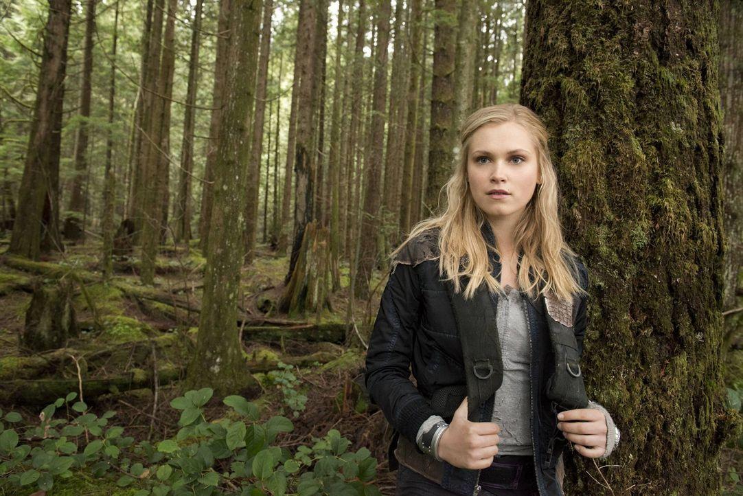 (1. Staffel) - Clarke Griffin (Eliza Taylor) versucht, ihre Mitstreiter zu führen und die richtigen Entscheidungen zu treffen, aber was ist richtig,... - Bildquelle: Warner Brothers