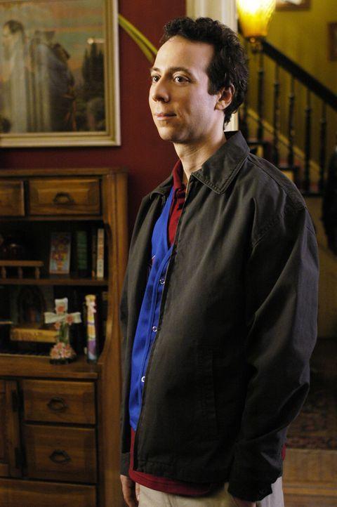 Walter (Kevin Sussman) ... - Bildquelle: Buena Vista International Television