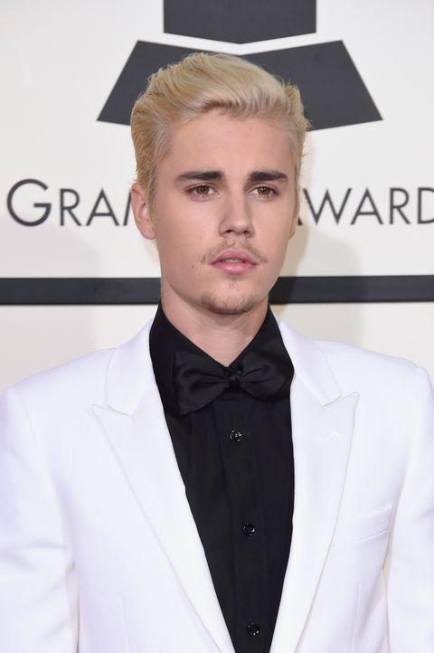 Grammys 2016: Justin Bieber - Bildquelle: Jason Merritt / GETTY IMAGES NORTH AMERICA / AFP