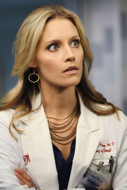 Versucht Menschenleben zu retten: Charlotte (KaDee Strickland) ... - Bildquelle: ABC Studios