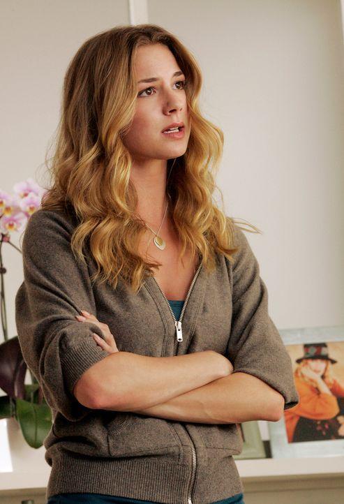 Möchte nicht weiter von ihrer Mutter belogen werden: Rebecca Harper (Emily VanCamp) ... - Bildquelle: Disney - ABC International Television