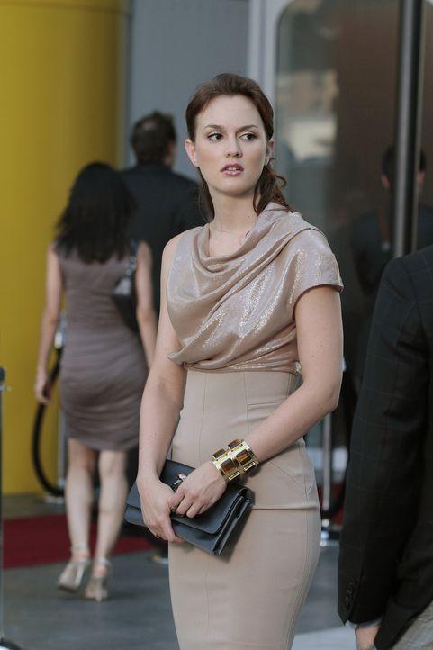 Blair (Leighton Meester) ist alles andere als begeistert, als sie erfährt, dass Jenny in der Stadt ist ... - Bildquelle: Warner Bros. Television