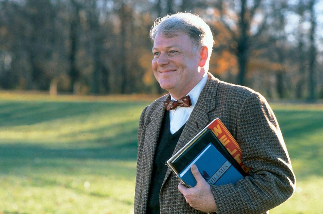 Der Chemielehrer (Joe Aufiery) des Internats sympathisiert mit den Unterrichtsmethoden des neuen Englischlehrers. - Bildquelle: Touchstone Pictures