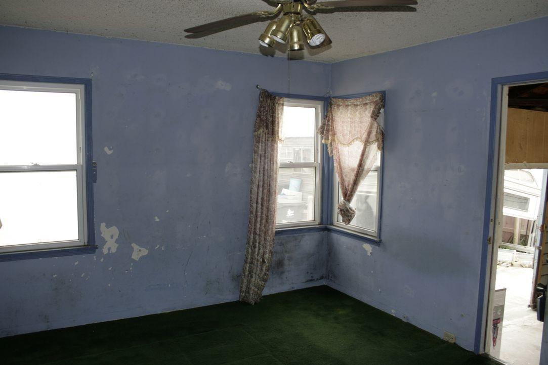 Ein schönes Zimmer sieht anders aus ... - Bildquelle: 2014,HGTV/Scripps Networks, LLC. All Rights Reserved