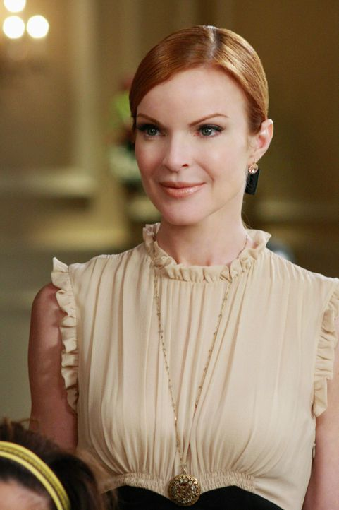 Brees (Marcia Cross) neuer Erfolg lässt die anderen Frauen der Wisteria Lane etwas neidisch werden ... - Bildquelle: ABC Studios