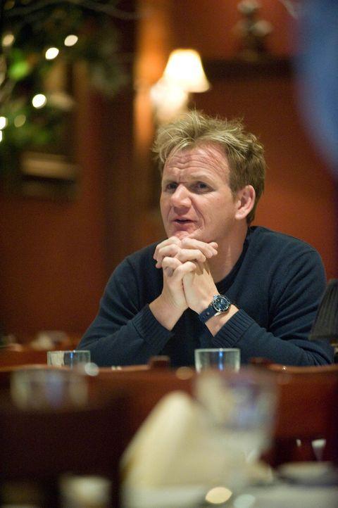 """Da ist selbst Gordon Ramsay sprachlos: Das """"Trobiano's"""" in Great Neck hat Schulden in Gesamthöhe von einer halben Million Dollar angehäuft. Kann G... - Bildquelle: Fox Broadcasting. All rights reserved."""
