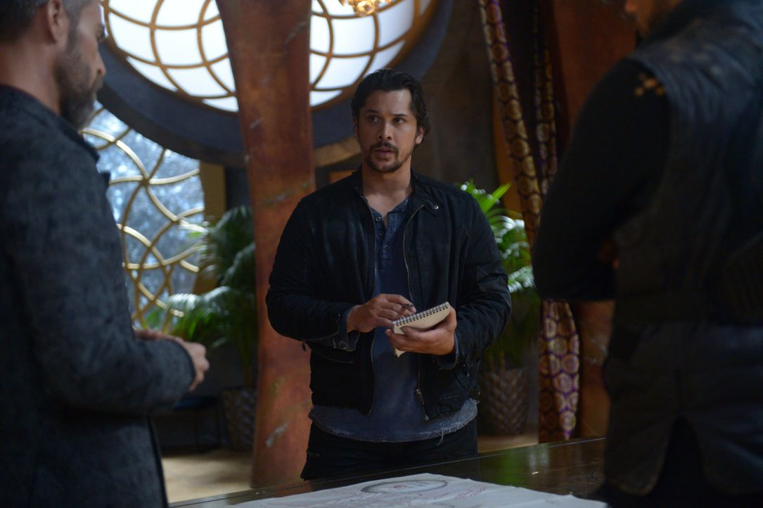 Bellamy Blake (Bob Morley) - Bildquelle: Sergei Bachlakov 2019 The CW Network, LLC. All rights reserved / Sergei Bachlakov