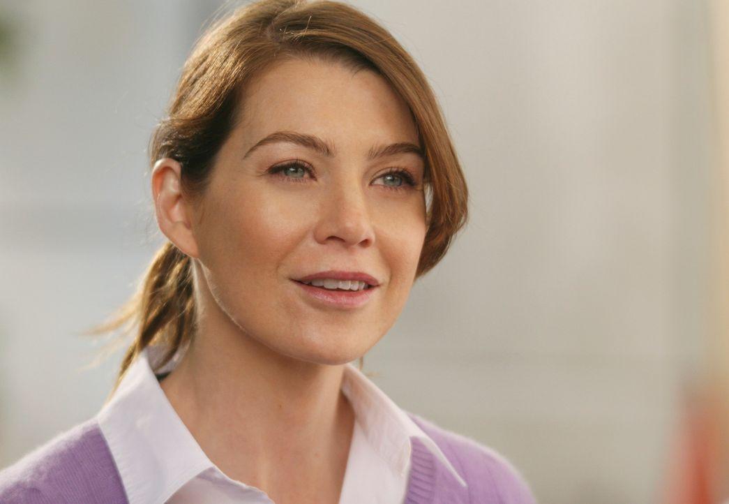Webber erfährt, dass Ellis sich wieder an alles erinnern kann und entgegnet Meredith (Ellen Pompeo), dass sie die geschenkte Zeit mit ihrer Mutter... - Bildquelle: Touchstone Television