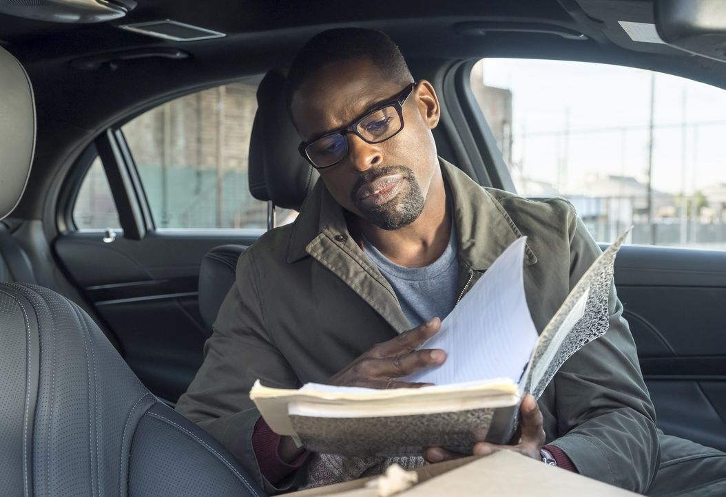 Randall Pearson (Sterling K. Brown) - Bildquelle: Ron Batzdorff 2017-2018 NBCUniversal Media, LLC.  All rights reserved./Ron Batzdorff