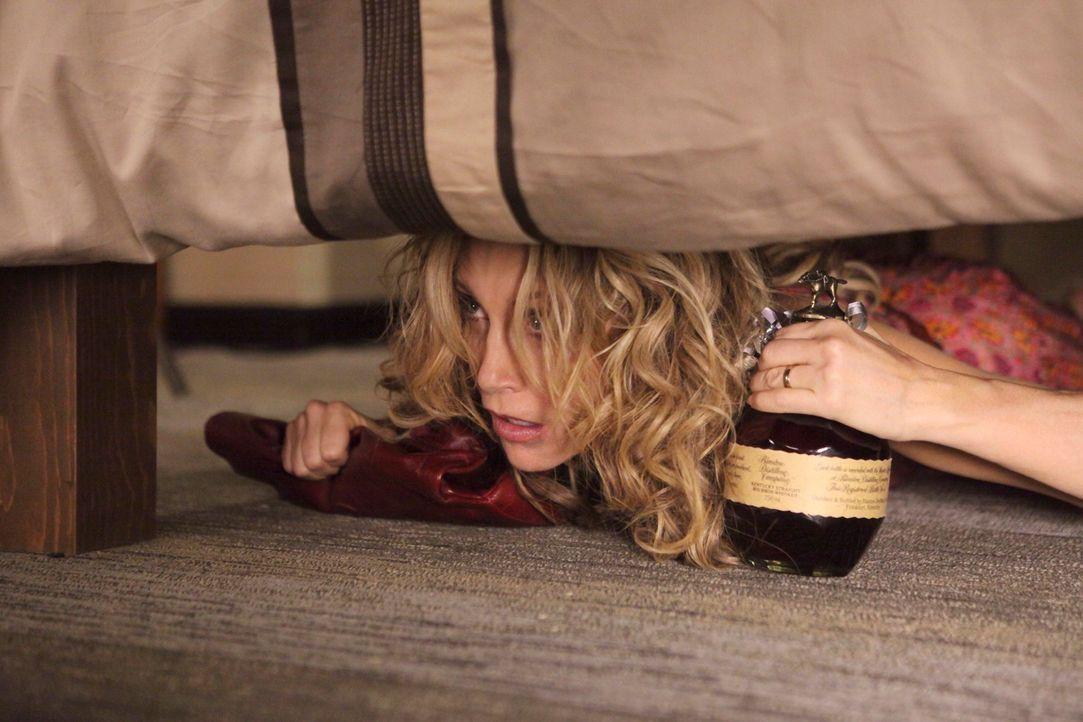 Durch ein blödes Missverständnis, gerät Lynette (Felicity Huffman) in eine peinliche Situation ... - Bildquelle: ABC Studios