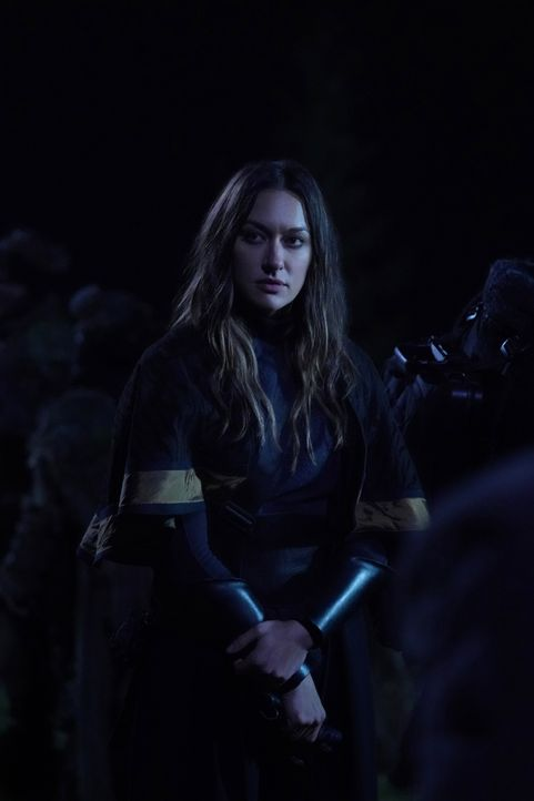 Echo (Tasya Teles) - Bildquelle: Sergei Bachlakov 2019 The CW Network, LLC. All rights reserved / Sergei Bachlakov