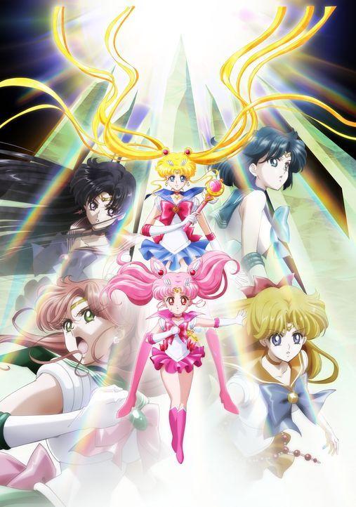 Sixx Sailor Moon