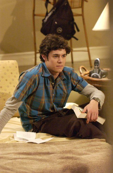 Nachdem sich Seth (Adam Brody) mehr um Summer als um Anna gekümmert hat, ist er nun wieder Single ... - Bildquelle: Warner Bros. Television