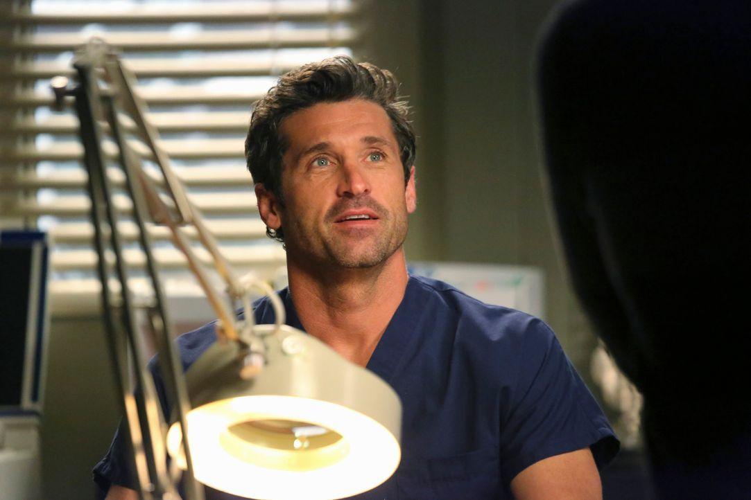 Das Basteln eines Halloweenkostüms bringt Derek (Patrick Dempsey) auf eine Idee für eine neue Operationsmethode. Kann diese aber auch wirklich in... - Bildquelle: ABC Studios