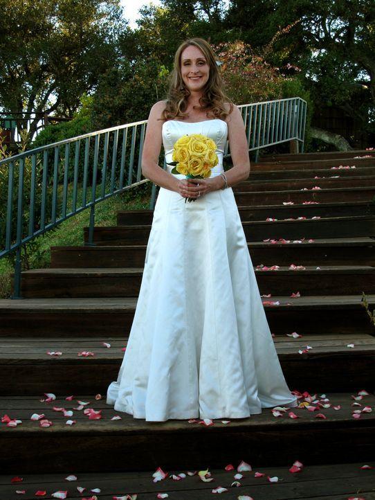 Wie wird sich die Braut Becky im Vergleich zu den drei anderen Bräute schlagen? - Bildquelle: Richard Vagg DCL