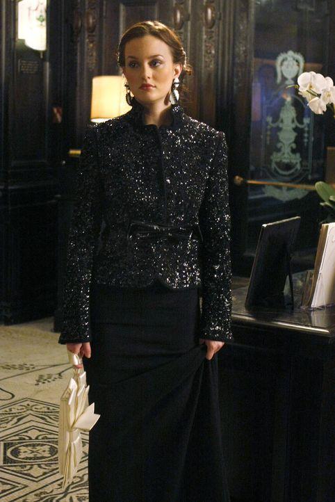 Blair (Leighton Meester) ist traurig, dass Chuck mit seinen Sorgen und Problemen nicht zu ihr kommt. - Bildquelle: Warner Brothers