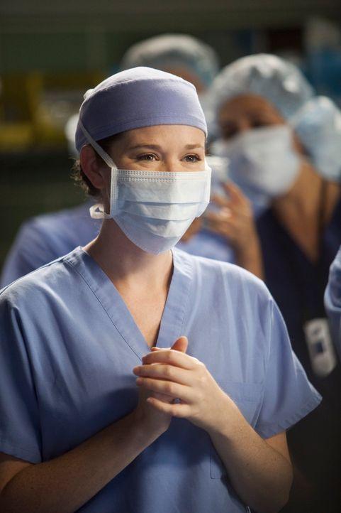 Immer im Einsatz um Leben zu retten: April (Sarah Drew) ... - Bildquelle: ABC Studios