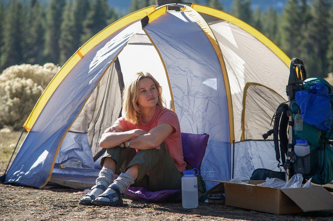 In der Wildnis, ohne Erfahrungen und auf sich alleine gestellt: Die 26-jährige Cheryl (Reese Witherspoon) wagt nach dem Tod ihrer Mutter und der Sch... - Bildquelle: 2014 Twentieth Century Fox Film Corporation.  All rights reserved.